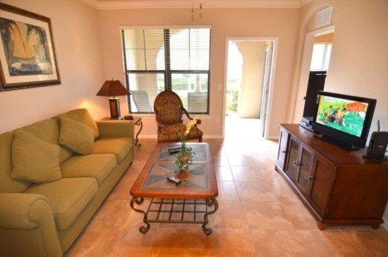Spacious 2 Bed 2 Bath Condo In Bella Piazza Resort. 903CP-814 - Image 1 - Kissimmee - rentals