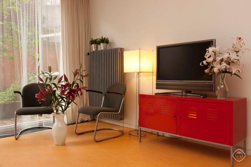 Living Room Metropolitan Apartment Amsterdam - Metropolitan apartment Amsterdam - Amsterdam - rentals