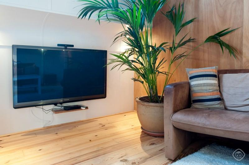 Television Montelbaan Houseboat Apartment Amsterdam - Montelbaan houseboat Amsterdam - Amsterdam - rentals