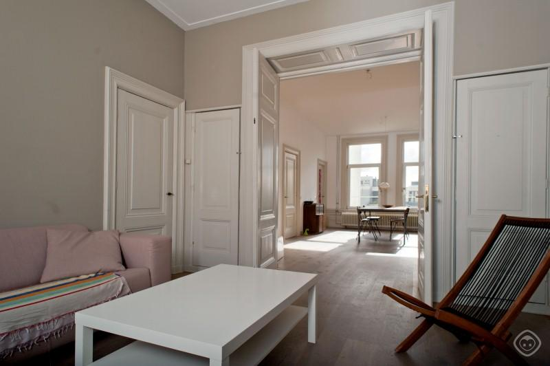 Overall View Amstel Duplex House Apartment Amsterdam - Amstel Duplex apartment Amsterdam - Amsterdam - rentals