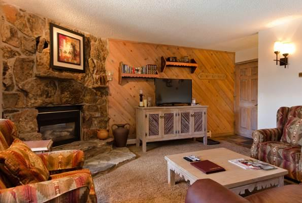 Phoenix at Steamboat - P121- Fractional - Image 1 - Steamboat Springs - rentals
