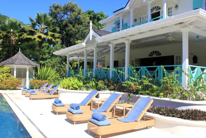 SPECIAL OFFER: Barbados Villa 98 The Villa Faces West And Overlooks The 8th Hole Of The Famous Golf Course. - Image 1 - Sandy Lane - rentals