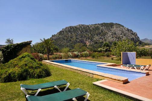3 bedroom Villa in Pollenca, Mallorca : ref 2093328 - Image 1 - Pollenca - rentals