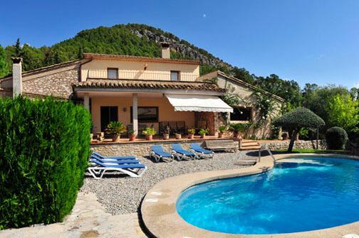 4 bedroom Villa in Pollenca, Mallorca : ref 2093572 - Image 1 - Pollenca - rentals