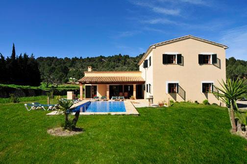 4 bedroom Villa in Pollenca, Mallorca : ref 2093292 - Image 1 - Pollenca - rentals