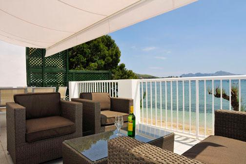 3 bedroom Apartment in Puerto Pollenca, Pinewalk, Mallorca : ref 2093367 - Image 1 - Puerto Pollensa - rentals