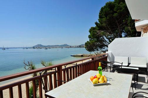 3 bedroom Apartment in Puerto Pollenca, Mallorca : ref 2093275 - Image 1 - Puerto Pollensa - rentals