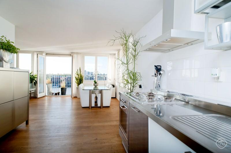 Overall View KNSM Apartment Amsterdam  - KNSM apartment Amsterdam - Amsterdam - rentals