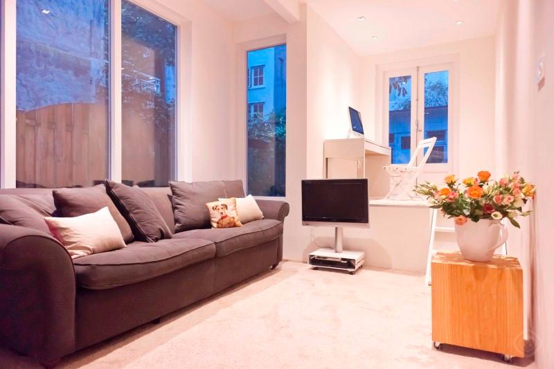 Living Room Frederik Triplex Apartment Amsterdam - Frederik Triplex apartment Amsterdam - Amsterdam - rentals