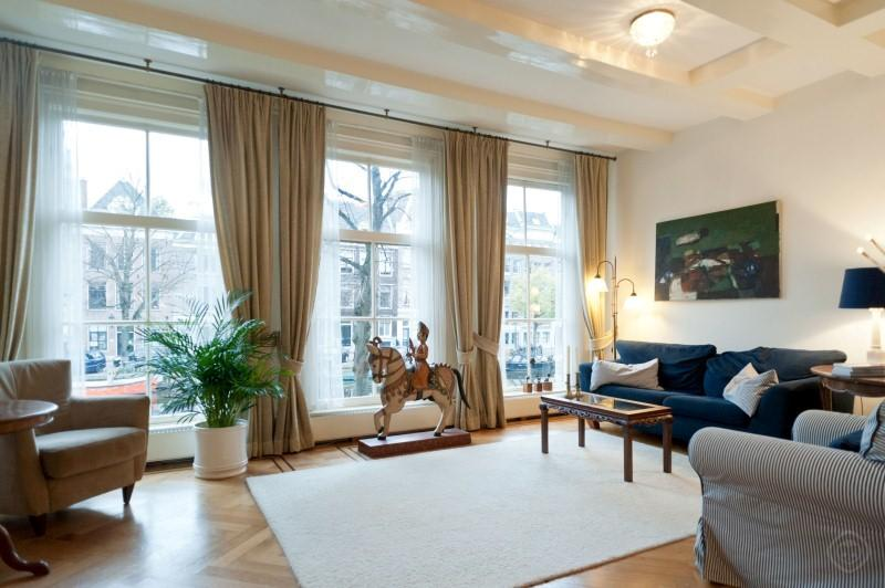 Overall View Clijsen Residence Apartment Amsterdam - Clijsen Canal residence 1 Amsterdam - Amsterdam - rentals