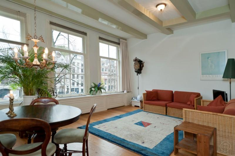 Overall View Clijsen Canal Residence 2 Apartment Amsterdam - Clijsen Canal residence 2 Amsterdam - Amsterdam - rentals