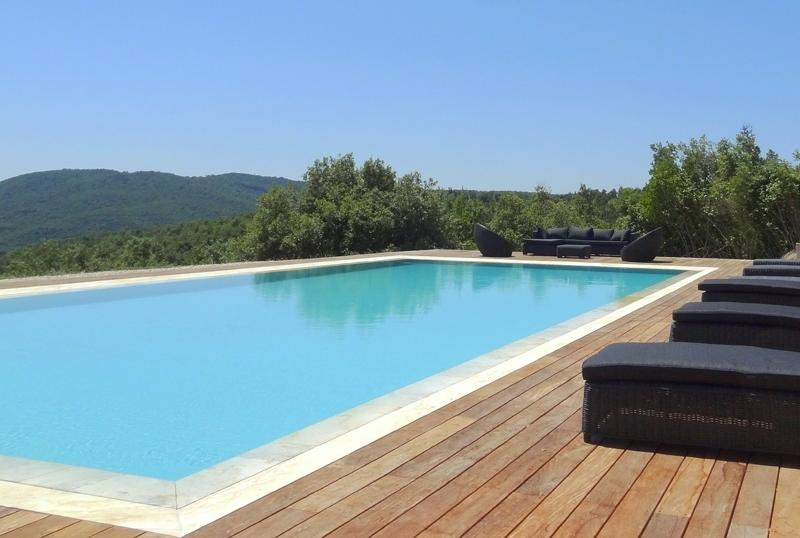 Villa Amiata holiday vacation villa rental italy, tuscany, siena area, pool - Image 1 - Casciano - rentals