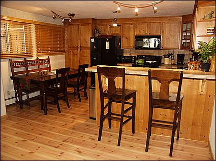 Kitchen and Dining Area - Location, Location, Location - Newly remodeled (8305) - Aspen - rentals