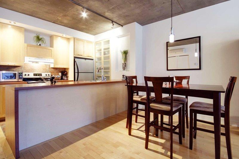 Corporate Housing Montreal Iris Loft - Iris - Montreal - rentals