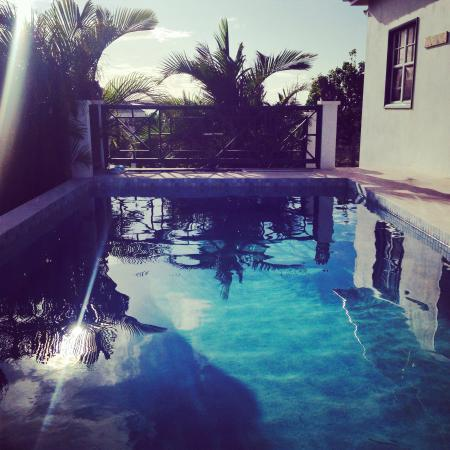 Guest picture of pool - 3 bedrooms, views, pool, WiFi, AC, no booking fee - Charlestown - rentals