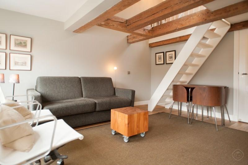 Overall View Prince Canal I apartment Amsterdam - Prince Canal I apartment Amsterdam - Amsterdam - rentals