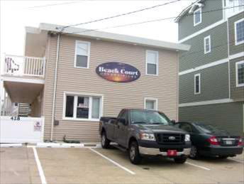 Beach Court Condos #102 - Image 1 - North Wildwood - rentals