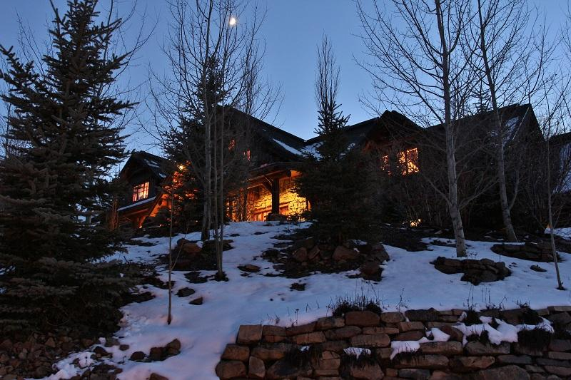 Exterior picture of Park City Dream Mansion - Park City - Park City Dream Mansion - Park City - rentals
