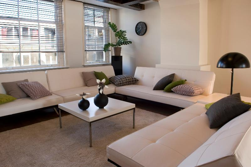 Living - Queensroad House Amsterdam - Amsterdam - rentals