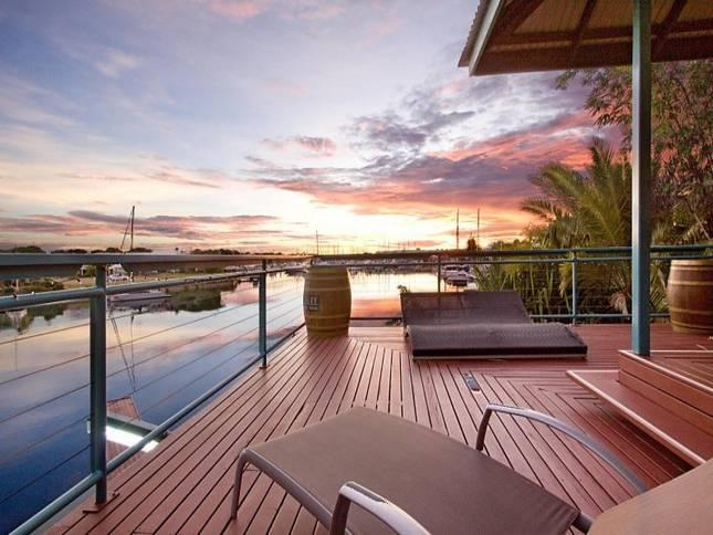 WATERFRONT 4BRM HOUSE CULLEN BAY DARWIN - Image 1 - Darwin - rentals