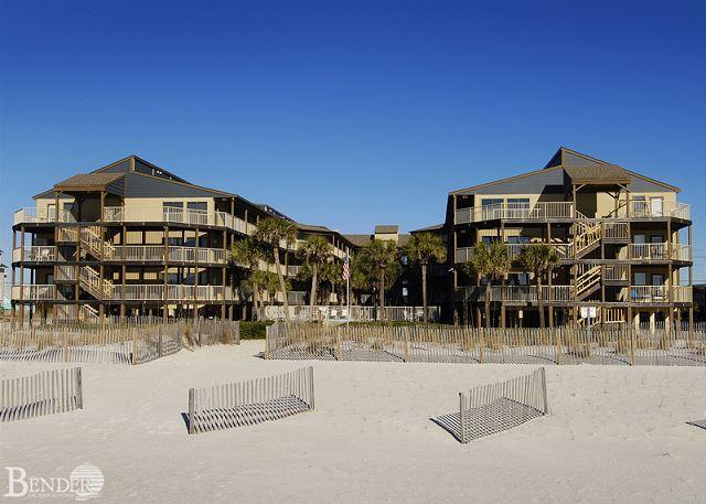 Sandpiper - Sandpiper 1A ~ Relaxing Beachside Condo - Gulf Shores - rentals