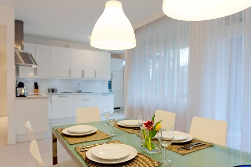 Dining Area with Kitchen Delicious apartment Amsterdam - RAI apartment Amsterdam - Amsterdam - rentals
