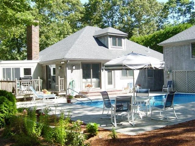 House and Pool - Privacy a few minutes from downtown Hyannis - Hyannis Port - rentals