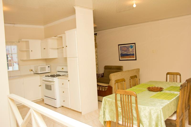 Kitchen, Dining and Living Room - Cheers!! Windy Suite - Caroni - rentals