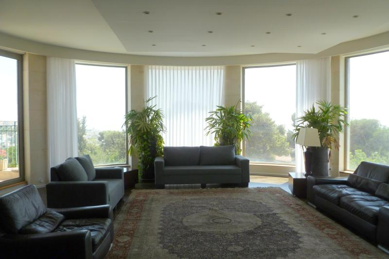 Beutiful Pentouse with private pool-full city view - Image 1 - Jerusalem - rentals