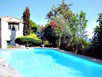 3 bedroom Villa in Tourettes-sur-Loup, Cote D Azur, France : ref 2000036 - Image 1 - Tourrettes-sur-Loup - rentals