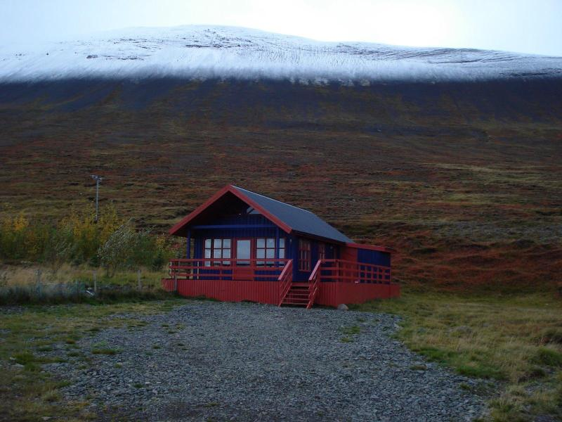 Hábær - peaceful cottage with mountain view - Image 1 - Saudarkrokur - rentals