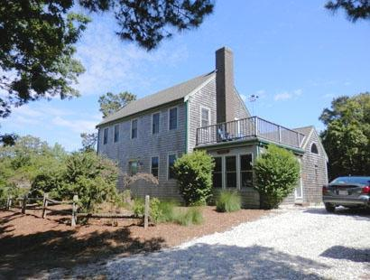 Front of Home - Beautiful Home just 1000 ft. to Private beach access - Brewster - rentals