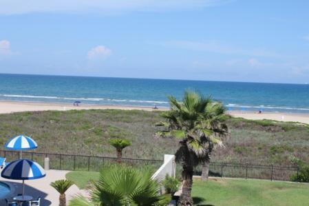 View - Marisol Condominiums  Unit 312 - South Padre Island - rentals