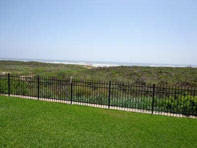 View - Marisol Condominiums Unit 104 - South Padre Island - rentals