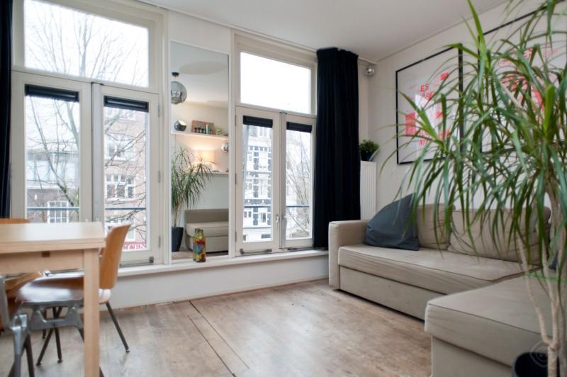 Living Room Other Angle Elandsgracht Apartment Amsterdam - Elandsgracht apartment Amsterdam - Amsterdam - rentals