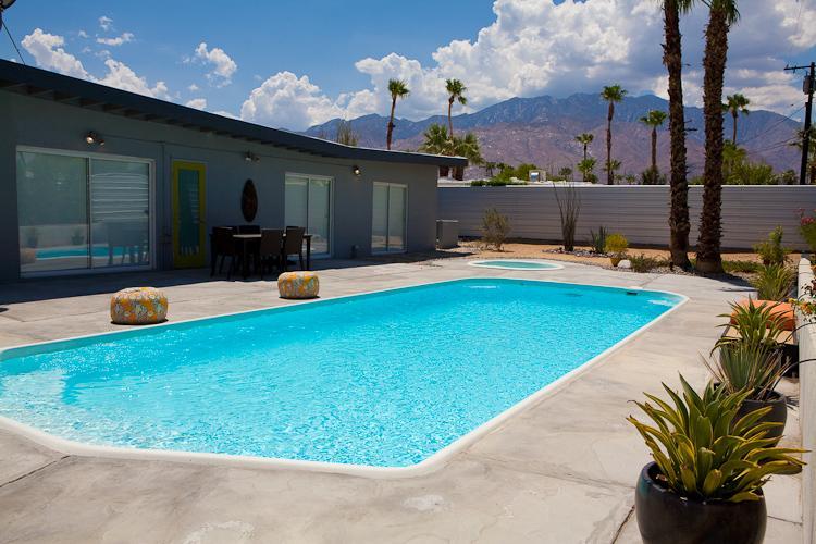 Retro Retreat / Palm Springs - Vista Chino - Image 1 - Palm Springs - rentals