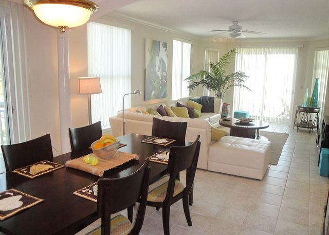 Legacy Tower 1 - Unit 301 - Beautiful 3/3 Corner Unit with Ocean View - Reserved Parking - Gulfport - rentals