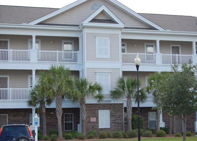 2 bedroom, 2 bath golf villa - Image 1 - North Myrtle Beach - rentals