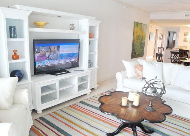 Gorgeous 2-Bedroom / 2-Bath Condo On The Beach At Sea Breeze - Image 1 - Biloxi - rentals