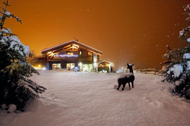 Chalet Luxe 1550 - Image 1 - Courchevel - rentals