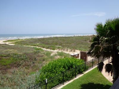 View - Marisol Condominiums Unit 209 - South Padre Island - rentals