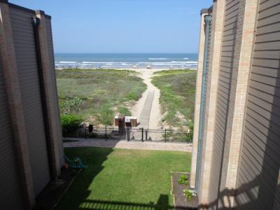 View - Marisol Condominiums Unit 306 - South Padre Island - rentals