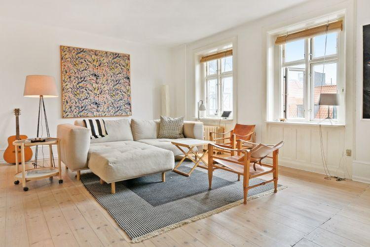 Holbergsgade Apartment - Large and bright Copenhagen apartment near Nyhavn - Copenhagen - rentals