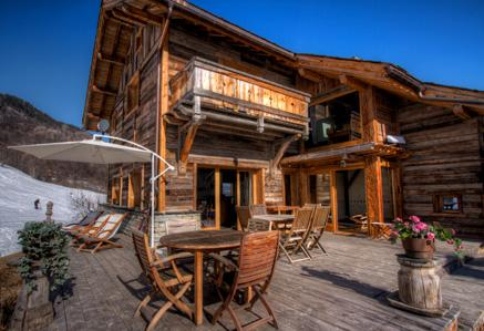 Chalet de la Source - Image 1 - Meribel - rentals