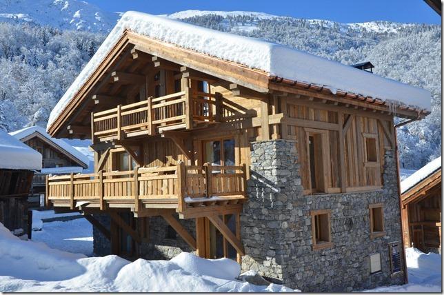 chalet Mignonne - Image 1 - Meribel - rentals