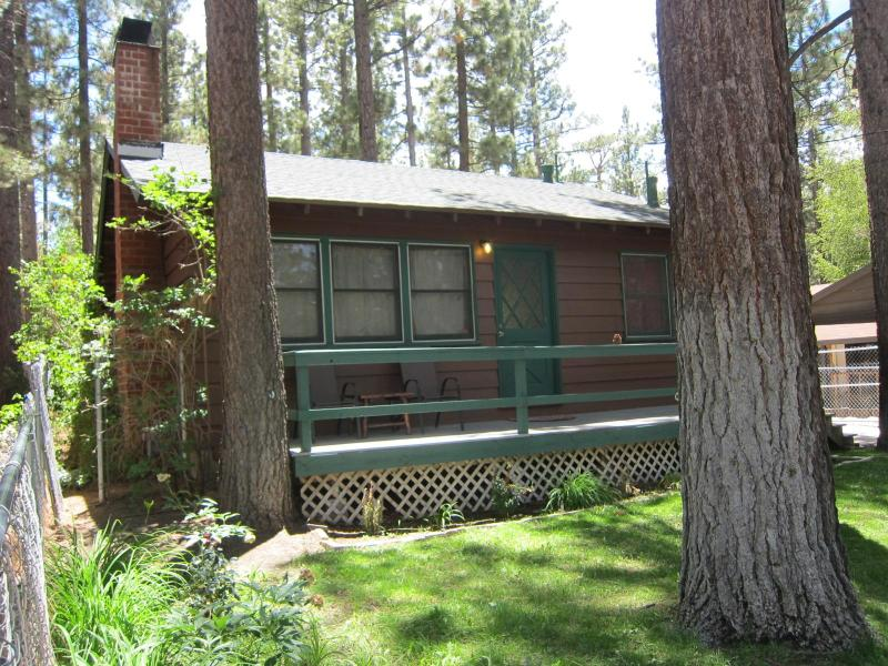 summer - Chalet Dubois-hot tub, wifi,pets are welcome! - Big Bear City - rentals
