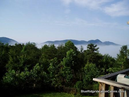 AMAZING VIEWS*Hot tub*30acres*Private*Fireplace - Image 1 - Boone - rentals