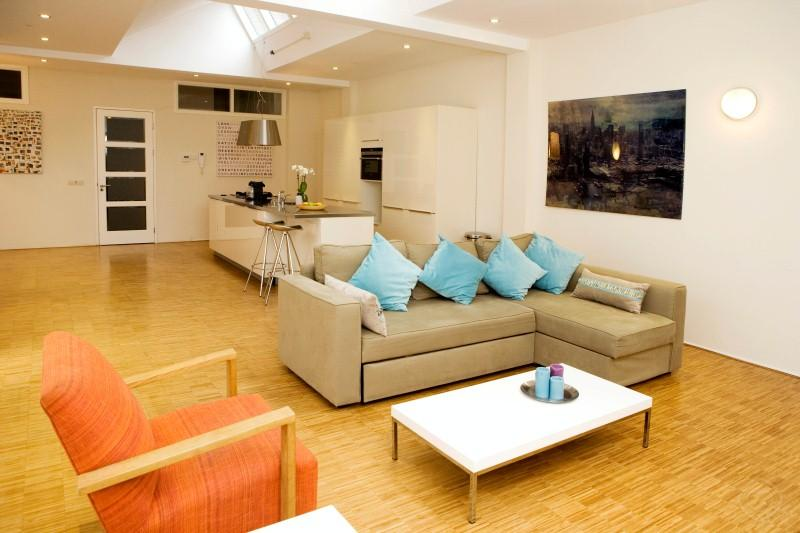 Overall View Helmerstraat apartment Amsterdam - Helmerstraat apartment Amsterdam - Amsterdam - rentals
