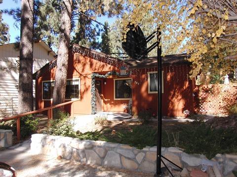 #078 The Loveshack - Image 1 - Big Bear Lake - rentals