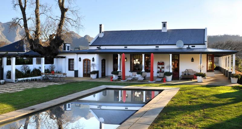 Le Manoir - Two Bedroom - French Heritage - Image 1 - Franschhoek - rentals